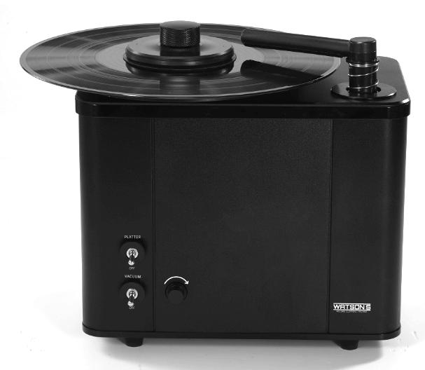 machine à laver les disques watson's